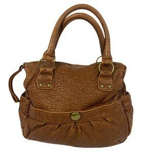 Bohemian Brown Vegan Leather Handbag Primark Purse